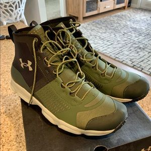 Under Armour hiking boots